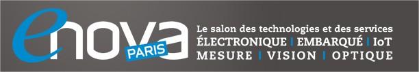 Bienvenue sur ENOVA PARIS, le salon des technologies et des services en électronique, embarqué, IoT, mesure, vision et optique - E
