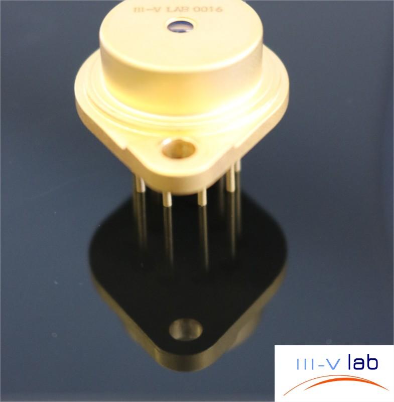 Diode laser packagée en boîtier TO3…